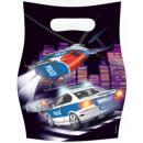Police Gift Bag 8 pcs