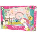 Unicorn, Unikornis magnetic board game 65 pieces