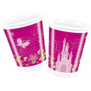 wholesale Party Items: DisneyPrincess Princesses in plastic cups of 8 ...
