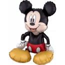 Disney Mickey sitting foil balloon