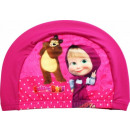 Masha and the Bear cap