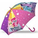 wholesale Umbrellas: Kids Miniature Umbrella My Little Pony Ø84 cm