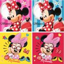 Facial handdoeken, handdoeken Disney Minnie 30 * 3