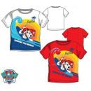Krótka koszulka dziecięca Psi Patrol, top 3-6 lat