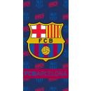 mayorista Artículos con licencia: FCB Barcelona,  toalla de playa toalla de baño