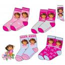 Baby Sock Dora The Explorer 19-26