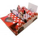 wholesale Houshold & Kitchen: Disney Minnie Food Tray Tray