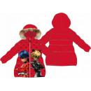 Miraculous Ladybug kids lined jacket 4-10 years
