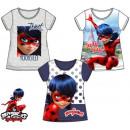 T-shirt dziecięcy, top Miraculous Ladybug 4-8 lat
