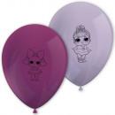 LOL Surprise balloon, balloons 8 pieces
