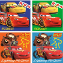Hand towel face towel, towel Disney Cars 30 * 30cm