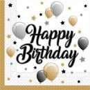 Happy Birthday napkin 20 pcs