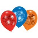 Blaze , Flame balloon, balloon 6 pcs