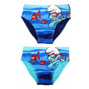 Smurfs, Whimsical Dwarfs Children Bathing Pants 2-