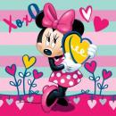 Disney Minnie Kissenbezug 40 * 40 cm