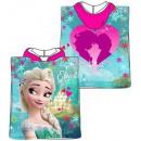 Disney frozen , Ice-cream beach towel poncho