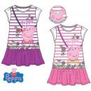 Großhandel Lizenzartikel: Kinder Sommerkleid Peppa Pig 3-8 Jahre