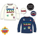 Sam's the fire kid's sequined long sleeve
