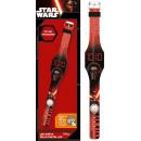 LED cyfrowy zegarek Star Wars