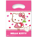 Hello Kitty Gift Bag with 6 pieces