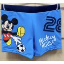 DisneyMickey kąpielówki dziecięce, krótkie 2-8 lat