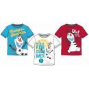 Kinder T-Shirt, Top Disney frozen , Eis 3-8 Jahre