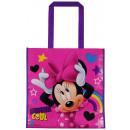 mayorista Artículos con licencia: Bolsa de compras Disney Minnie