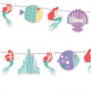 DisneyPrincess . Ariel garlands, decoration