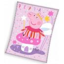 Peppa pig Bedspread , polar Duvert 150 * 200cm