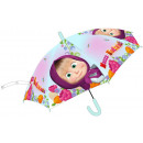 wholesale Umbrellas: Kid's umbrella Masha and the Bear Ø69 cm
