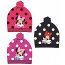 Großhandel Fashion & Accessoires: DisneyMinnie Kind in Strickmütze