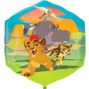 wholesale Licensed Products: Disney The Lion Guard, The Lion Guard Foil Ball
