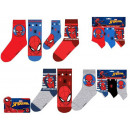 Großhandel Fashion & Accessoires: Spiderman Kindersocken 23-34