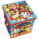 Paws Patrol Game Storage 30 × 30 × 30 cm