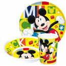 DisneyMickey tableware, melamine set