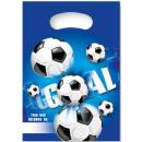grossiste Cadeaux et papeterie: Football Sac cadeau 6 pièces