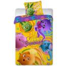 Großhandel Bettwäsche & Decken: Bettwäsche Sunny Bunnies 140 × 200 cm, 70 × 90 cm