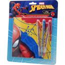 Writing Set (4 Piece) Spiderman , Spiderman