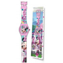 Analog Watch Box Disney Minnie