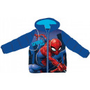 Spiderman kid lined jacket 3-8 years