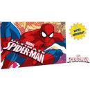 ingrosso Prodotti con Licenza (Licensing): asciugamani viso,  asciugamano Spiderman, Spiderman