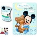 polaire bébé Couverture Disney Mickey 75 * 100cm