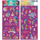 Sticker 2 Arch Shimmer and Shine