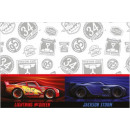 Disney Cars , Nappe Verdák 120 * 180 cm