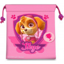 groothandel Stationery & Gifts: Gymnastiek Bag Paw Patrol 22 cm