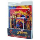 Stationery Set (11 pcs) Spiderman , Spiderman