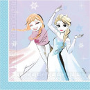 Disney frozen , Ice cream napkin with 20 pcs