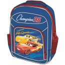 School Bag, Disney Cars Bag, Green 40cm