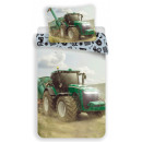 wholesale Home & Living: Tractor, Tractor bedding 140 × 200cm, 70 × 90 cm
