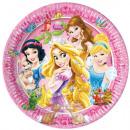 ingrosso Altro: Disney Princess ,  Principessa carta del piatto 8 p